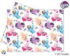 1 My Little Pony Plastic Tablecover
